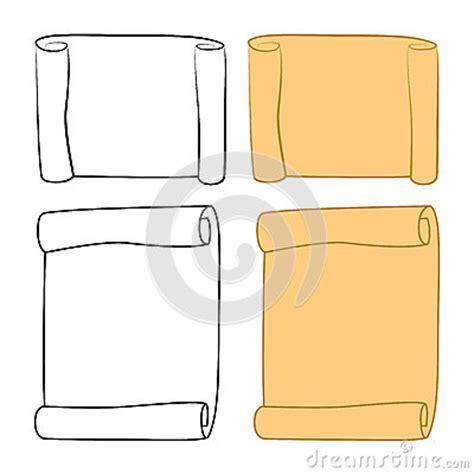 Blank sheet paper write